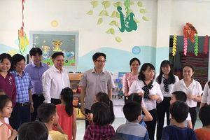 Phó thủ tướng Vũ Đức Đam thăm và làm việc tại tỉnh Tây Ninh