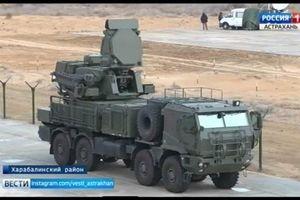 Pantsir-SM được trang bị số tên lửa nhiều khủng khiếp