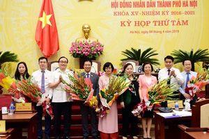 Nhân sự mới Hà Nội, TPHCM, Ninh Thuận, Bình Dương, Thái Bình