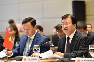 Việt Nam - Hà Lan coi hợp tác ứng phó BĐKH và quản lý nước là trụ cột