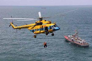 Tập huấn nghiệp vụ cứu hộ, cứu nạn