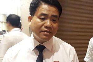 Chủ tịch Hà Nội nói gì về kết luận thanh tra vụ 'xẻ thịt' đất rừng Sóc Sơn?
