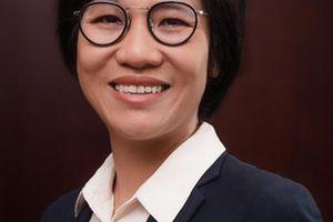Bà Vũ Thùy Anh được bổ nhiệm làm Chủ tịch HĐQT Tập đoàn Y khoa Hoàn Mỹ