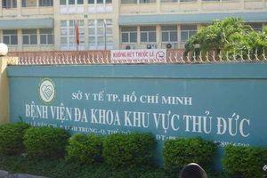 TP HCM: Phải đóng 30.000 đồng mới được nuôi bệnh?