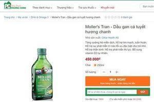 Nhà thuốc Phương Chính nói gì về quảng cáo lừa dối người tiêu dùng?