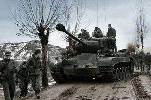 Cuộc đối đầu ít biết giữa T-34 và M-26 tại Triều Tiên (1)