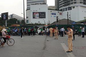 Vụ Mercedes đâm hàng loạt xe máy ở Hà Nội: Nữ tài xế khai đạp nhầm chân ga