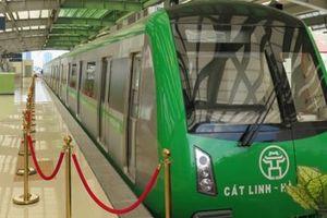 Trợ giá vé đường sắt Cát Linh - Hà Đông 14,5 tỷ đồng mỗi năm