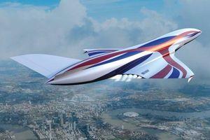Công nghệ máy bay siêu thanh đạt cột mốc quan trọng