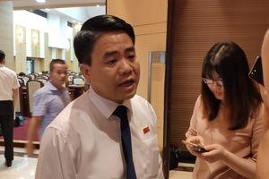 Chủ tịch Hà Nội nói gì về xử lý vi phạm trên đất rừng Sóc Sơn?