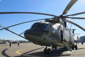 Nga ra mắt phiên bản 'siêu máy bay trực thăng' vận tải mới nhất