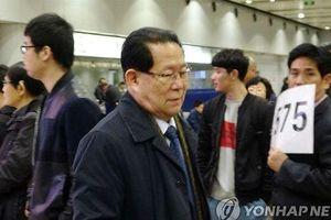 Đại sứ Triều Tiên tại Nga lại về nước