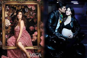 Cận ngày sinh con, 'mỹ nhân đẹp nhất Philippines' vẫn xinh đẹp rạng rỡ