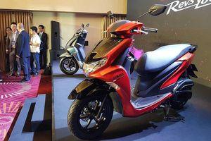 Yamaha FreeGo giá từ 33 triệu, cạnh tranh Honda Air Blade ở VN