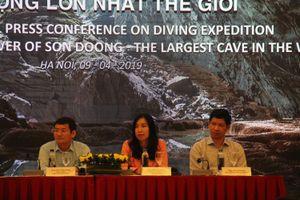 Quảng Bình không chấp nhận đưa cáp treo vào hang Sơn Đoòng