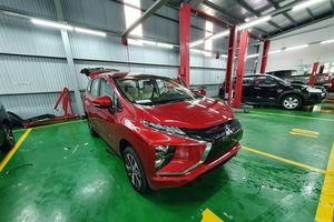 Mitsubishi Xpander MT 2019 giá rẻ, xe đẹp, có nên mua để chạy dịch vụ?