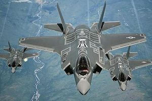 Tiêm kích F-35A Nhật Bản biến mất khỏi rada giữa Thái Bình Dương