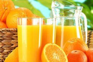 Thời điểm uống nước cam tốt cho sức khỏe nhất trong ngày