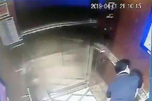 Đề xuất lấy file gốc video để điều tra vụ sàm sỡ bé gái trong thang máy
