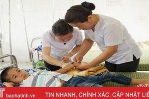 Tiếp nhận y tế học đường ở Hà Tĩnh: Còn lắm gian nan!