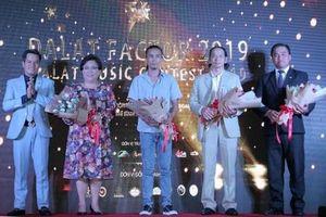 Lần đầu tổ chức cuộc thi tìm kiếm tài năng âm nhạc Đà Lạt Factor