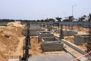 Vụ xây 8 biệt thự khu đô thị số 6: Hoàn toàn đúng quy hoạch được phê duyệt