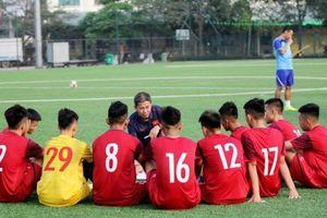U18 Việt Nam: HLV Hoàng Anh Tuấn làm điều khiến thầy Park 'mát lòng'