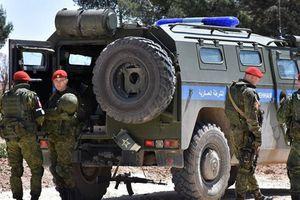 Quân đội Nga tìm thấy hầm bí mật ở ngoại ô Damascus, Syria