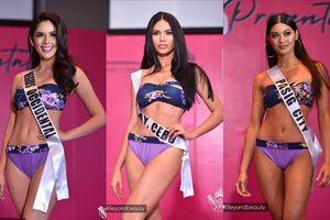 Nhan sắc tựa nữ thần của lục đại mỹ nhân đang 'càn quét' Hoa hậu Hoàn vũ Philippines 2019