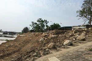Thanh Hóa: Dự án khu neo đậu tàu thuyền 'đói vốn', nguy cơ chậm tiến độ