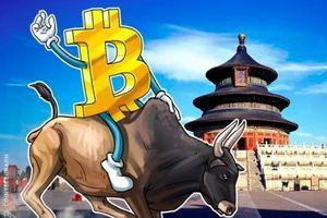 Giá tiền ảo hôm nay (9/4): Các nhà đầu tư Trung Quốc đang tích cực gom vào Bitcoin