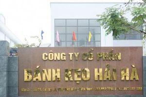 Bánh kẹo Hải Hà bị xử phạt hành chính 70 triệu đồng
