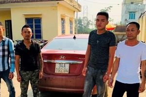 Thanh Hóa: Chủ tịch UBND xã bị 4 đối tượng hành hung