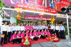 'Điểm bán hàng Việt' giúp gì cho Cuộc vận động?