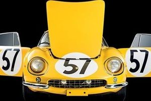 Chiếc xe đua mang tính biểu tượng của Ferrari được phục chế