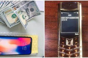 Cướp điện thoại Vertu 9.000USD đi bán 500 ngàn đồng