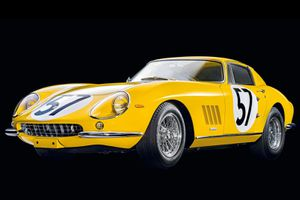Ferrari phục chế hàng hiếm 275 GTB Competizione