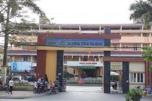Đưa bệnh nhân chụp cộng hưởng từ 'chui', 5 nhân viên Bệnh viện Đa khoa tỉnh Hà Nam bị bắt