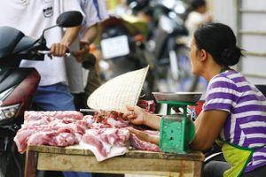Thực hư thông tin thương lái bán thịt heo bệnh ở Gia Lai