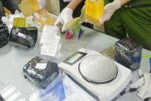 Hải Phòng: Triệt phá đường dây vận chuyển ma túy liên tỉnh