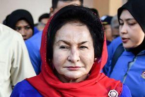 Vợ của cựu Thủ tướng Malaysia Najib Razak bị buộc tội nhận hối lộ