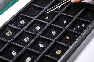 Tập đoàn Nga bán đấu giá nhiều viên kim cương khủng