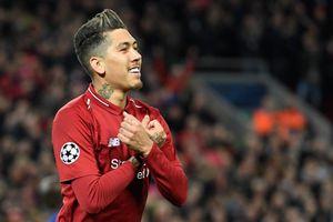Liverpool thắng cách biệt Porto ở lượt đi tứ kết Champions League