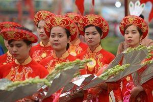 Miền Bắc mưa to, dông mạnh vào dịp nghỉ lễ giỗ Tổ Hùng Vương