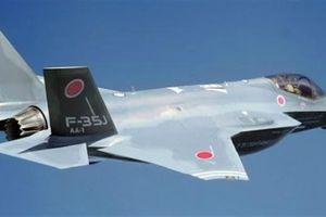 F-35A Nhật nát vụn khi lao xuống biển