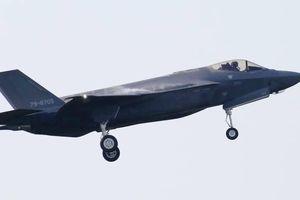 Bộ Quốc phòng Nhật Bản xác nhận máy bay chiến đấu F-35A bị rơi vỡ