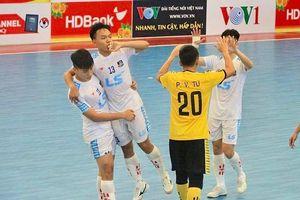 Thái Sơn Bắc vô địch giai đoạn 1 giải futsal VĐQG 2019