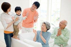 Con cái với trách nhiệm chăm sóc cha mẹ già
