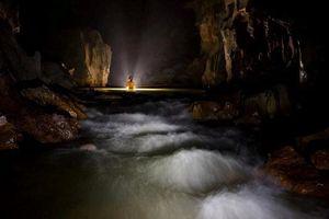 Bí ẩn mới của hang Sơn Đoòng được nhóm thợ lặn từng giải cứu đội bóng Thái Lan phát hiện