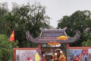 Huyện Phúc Thọ (Hà Nội): Kỷ niệm 1979 năm Khởi nghĩa Hai Bà Trưng
